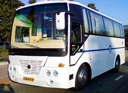 Leeds Minibus image